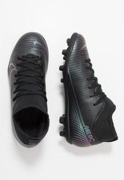 Nike Performance - MERCURIAL 7 CLUB FG/MG - Voetbalschoenen met kunststof noppen - black