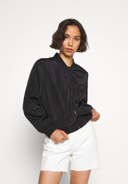 ONLY - ONLMARBELLA - Giubbotto Bomber - black