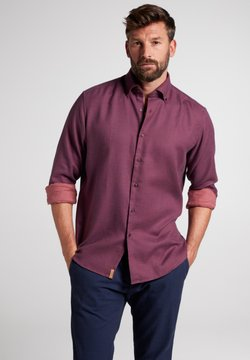 Eterna - COMFORT FIT - Hemd - rot/blau