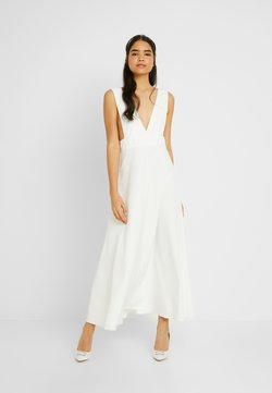 YAS - YASKATE ANCLE DRESS  - Ballkleid - star white