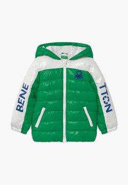 Benetton - Winterjas - green