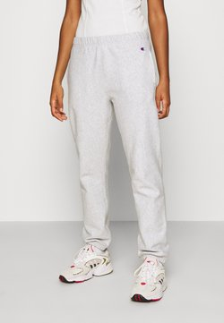 Champion Reverse Weave - ELASTIC CUFF PANTS - Jogginghose - grey