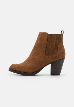 Head over Heels by Dune - PINTOSY - Ankle boots - tan