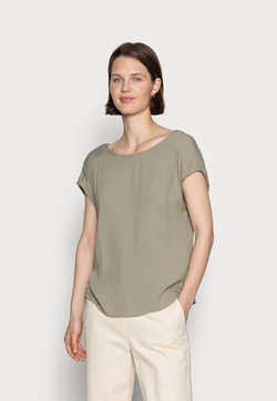 s.Oliver - T-shirt basic - summer khaki