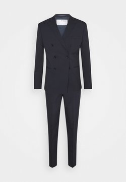 Selected Homme - SLHSLIM MAZELOGAN SUIT - Anzug - navy