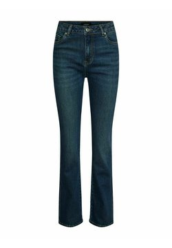 Vero Moda - Jeans a zampa - dark blue denim