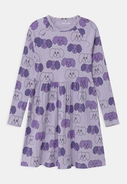 Mini Rodini - BABY FLUFFY DOG - Jerseyjurk - purple