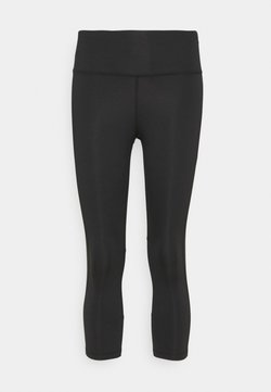 Nike Performance - EPIC FAST CROP - Träningsshorts 3/4-längd - black/silver