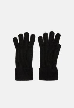 Johnstons of Elgin - UNISEX - Fingerhandschuh - black