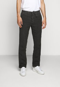 NN07 - Pantalones - dark grey