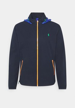 Polo Ralph Lauren Golf - HOOD ANORAK JACKET - Regenjacke / wasserabweisende Jacke - french navy