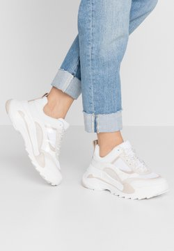 Topshop - CANDID CHUNKY TRAINER - Sneakers - natural