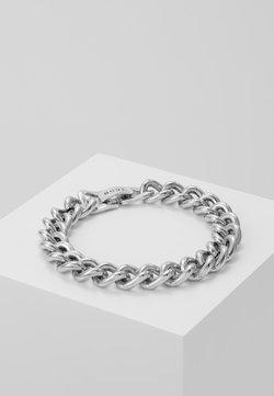 Icon Brand - FOUNDATION BRACELET - Bracelet - silver-coloured