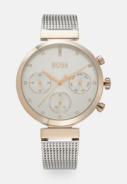 BOSS - FLAWLESS - Montre - silver-coloured