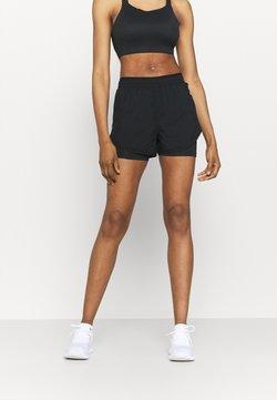 Nike Performance - TEMPO LUXE SHORT - kurze Sporthose - black