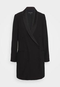 Banana Republic - BLAZER DRESS - Vestido camisero - black
