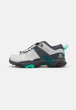 Salomon - X ULTRA 4 GTX - Vaelluskengät - lunar rock/ebony/mint leaf