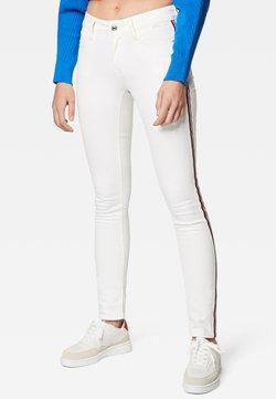 Mavi - ADRIANA - Jeans Skinny Fit - white