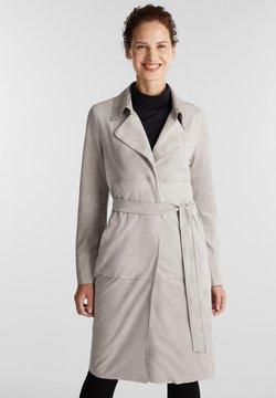 Esprit - Trenchcoat - light grey