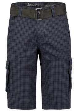 Sublevel - Shorts - dark-blue