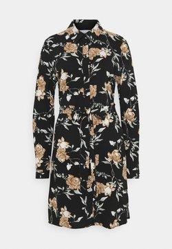 Vila - VINOUDI DRESS - Korte jurk - black