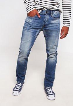Jack & Jones - JJIMIKE JJORIGINAL  - Straight leg -farkut - blue denim