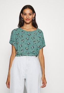 Ragwear - PECORI - T-Shirt print - dusty green