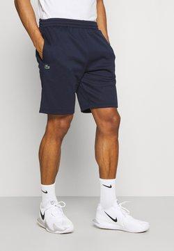 Lacoste Sport - TECH SHORT - Pantalón corto de deporte - navy blue