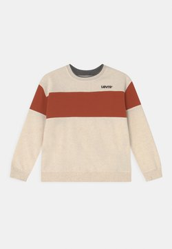 Levi's® - CREWNECK - Sweatshirts - oatmeal heather