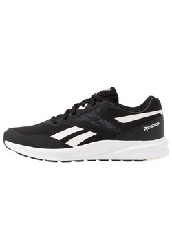 Reebok - RUNNER 4.0 - Zapatillas de running neutras - black/glass pink/white