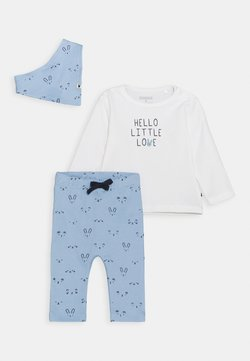 Staccato - SET - Tuch - sky/offwhite