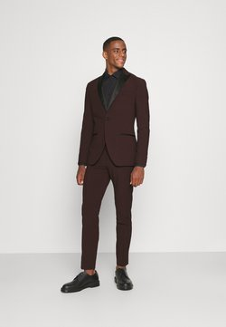 Isaac Dewhirst - THE TUX - Costume - bordeaux