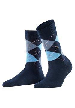 Burlington - COVENT GARDEN - Socken - sailor-black