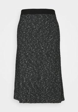 MAX&Co. - DARWIN - A-Linien-Rock - dark grey/black
