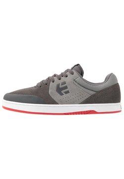 Etnies - MARANA - Skateschoenen - grey/dark grey/red