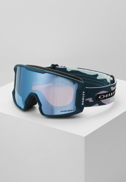 Oakley - LINE MINER  - Skibrille - light pink/turquoise