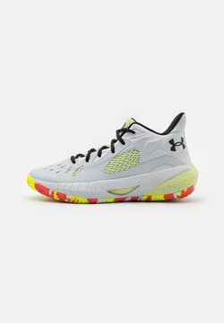 Under Armour - HOVR HAVOC 3 - Zapatillas de baloncesto - halo gray