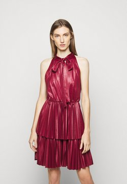 Pinko - ANTONIO DRESS - Cocktail dress / Party dress - red