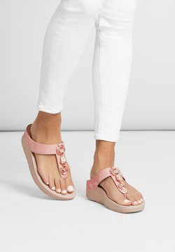 FitFlop - FINO - Zehentrenner - rose tan