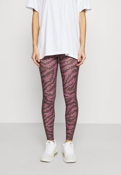 aerie - PRINTED REAL ME - Leggings - Hosen - relic