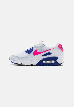 Nike Sportswear - AIR MAX 90 - Baskets basses - white/hyper pink/concord/pure platinum/black