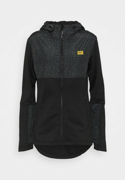 Mons Royale - DECADE TECH MID HOODY  - Fleecejacke - wild thing