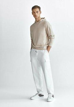 Massimo Dutti - Jogginghose - white