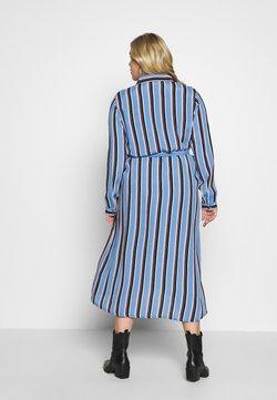 Kaffe Curve - DOLINE DRESS - Blusenkleid - provence