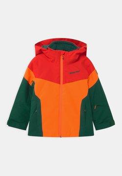 Ziener - ATLA JUN - Kurtka snowboardowa - spruce green
