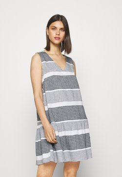 Seafolly - PACIFIC COVER UP - Strandaccessoire - black