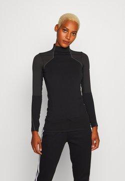 adidas Performance - TERREX PRIMEKNIT BASELAYER - Funktionsshirt - black