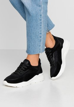 Anna Field - LEATHER - Sneakers - black