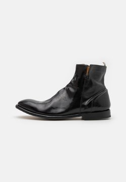 Cordwainer - Stiefelette - todi washed black