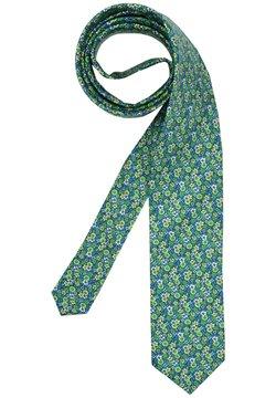 Carlo Colucci - Krawatte - grün